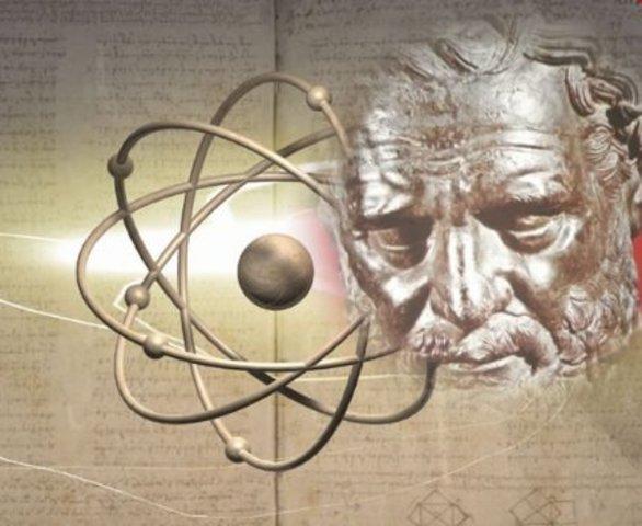Leucipo de Mileto y el atomismo.