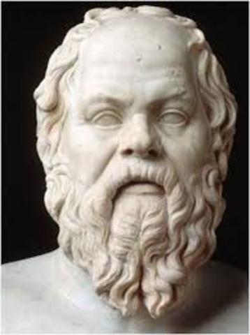 Anaximandro postula que la materia se compone de aperion.
