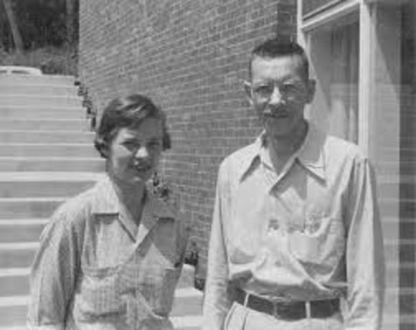 Alfred D. Hershey y Martha Chase