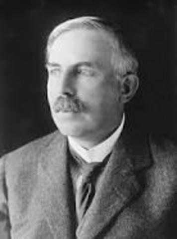 Rutherford y el núcleo atómico