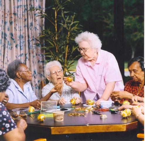 Elderly Housing at Sherburne Woods