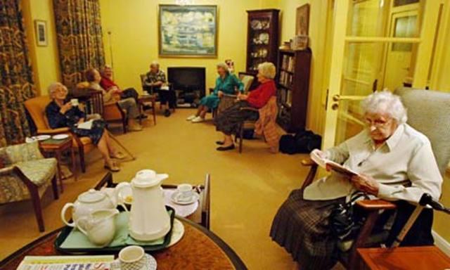 Elderly Housing at Derryfield Village