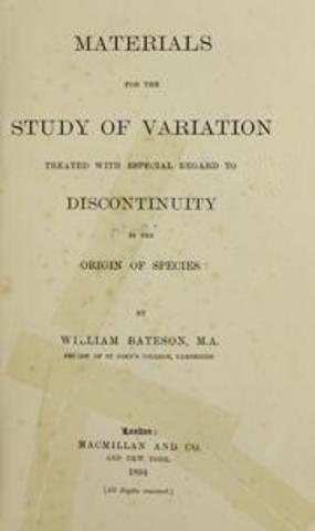 Publicación de Bateson