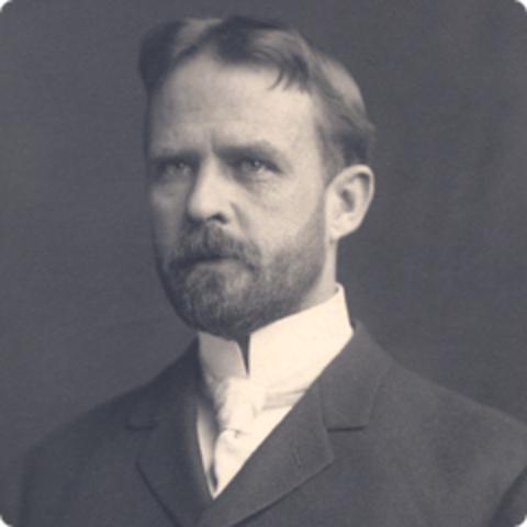 Thomas Hunt Morgan realizan experimentos con Drosophila melanogaster.