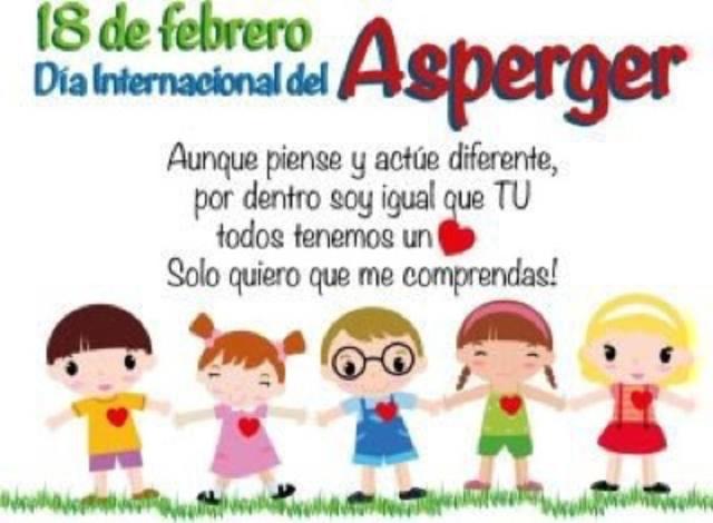 Dia del sindrome de Asperger