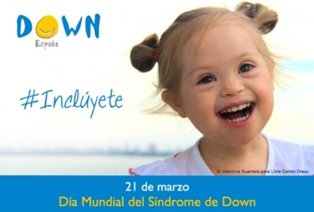 Día del sindrome de Down