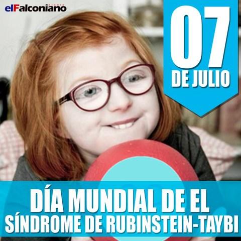 Día Mundial del Síndrome de Rubinstein-Taybi