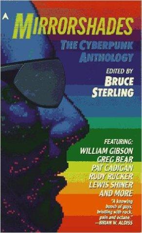Mirrorshades, Bruce Sterling
