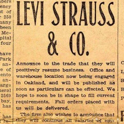Levi 501 Jeans Born