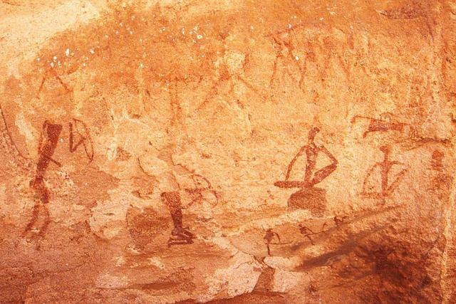 Namibia ( 300 años de antiguedad)