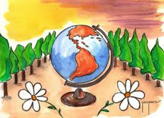 """Concepto de """"Conservación de Recursos Naturales"""""""