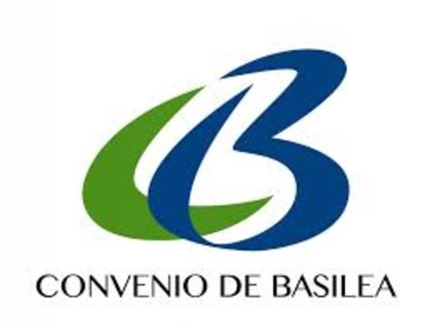 Convenio de Basilea sobre el control de los movimientos transfronterizos de los desechos peligrosos y su eliminación