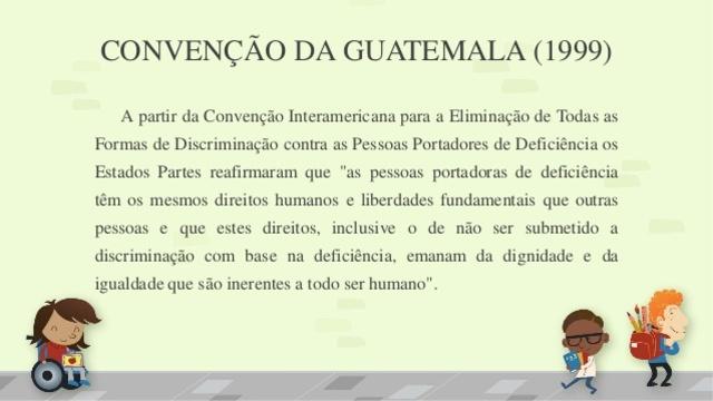 Convenção da Guatemala