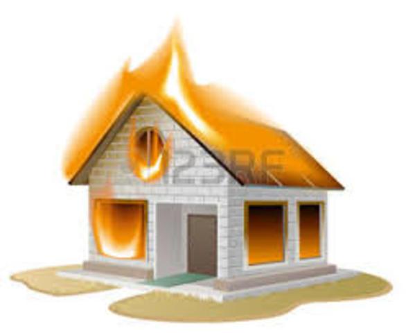 cuando se quemo mi casa