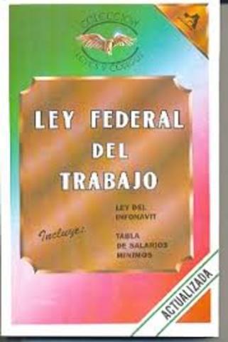 Ley Federal del Trabajo de 1971