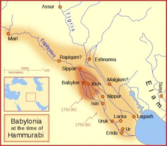 The conquer of Mesopotamia