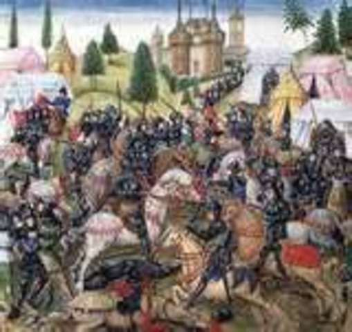 1066 A.D. Battle of Hastings
