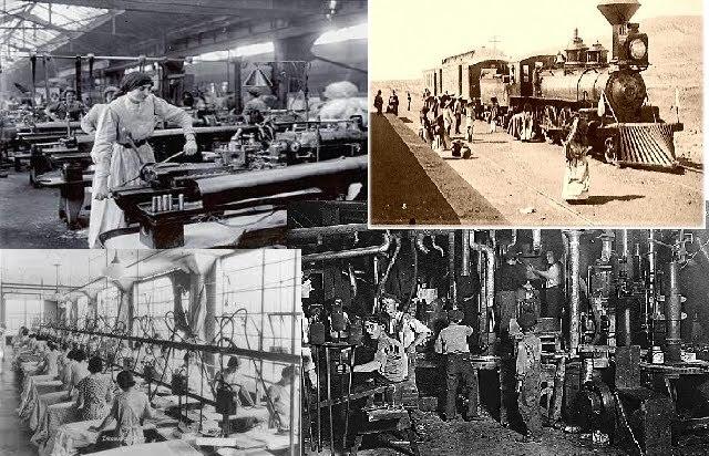 Revolución Industrial (Siglo XIII)