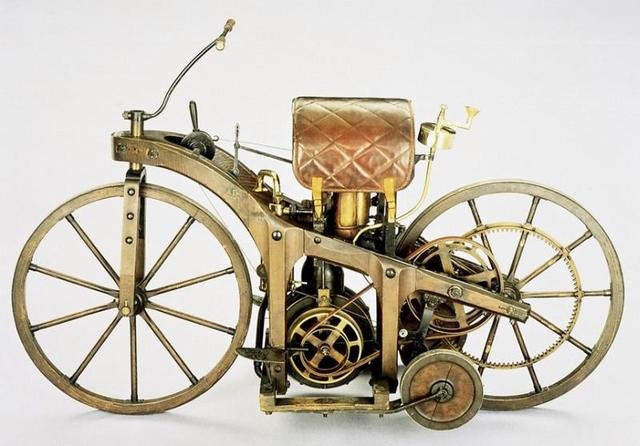 1857 Motocicleta