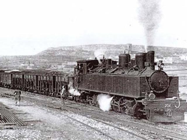 El Ferrocarril (principios del siglo XIX)