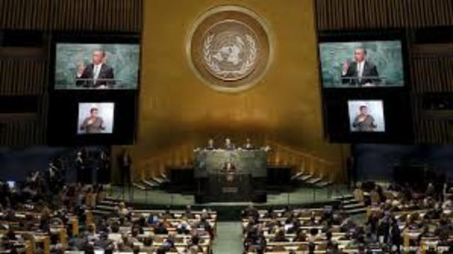 Asamblea General de la ONU - 1948