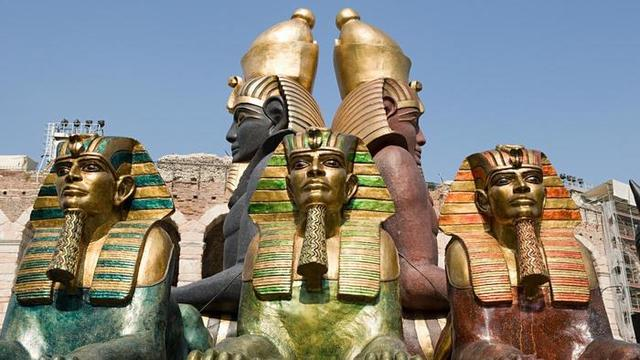 Egypt Old Kingdom: First time a pharaoh was overthrown in the late period