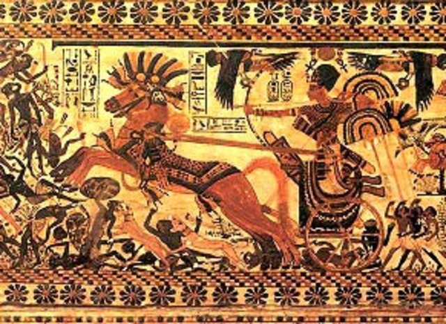 Last successful defense against the persian invasion.