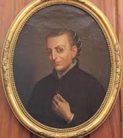 1732 Fundación del Hospicio de la Santísima Trinidad