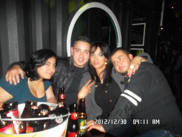 Rosa, Chepe, Beto y Judith
