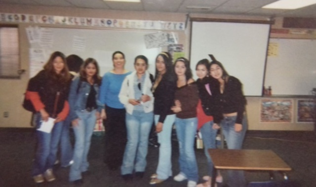 Mis amigos de Grace Davis High School.