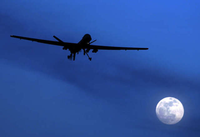 American Military Drones