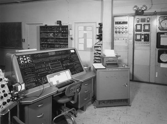 The UNIVAC, the first commercial business and government applications