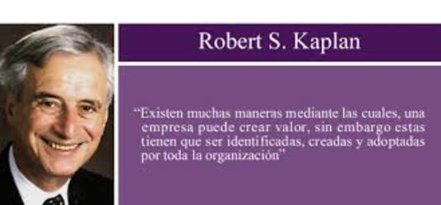 Robert S. Kaplan-Balanced Scorecard