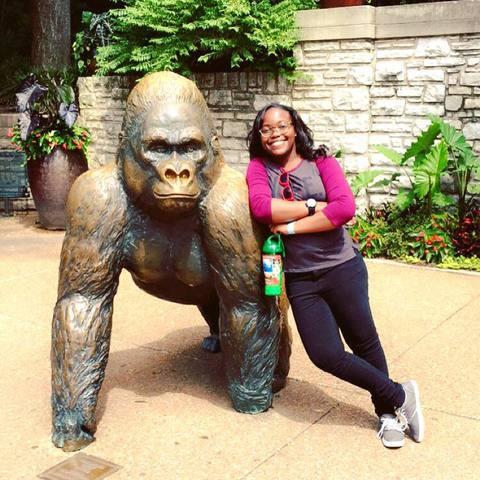 St. Louis Missouri zoo