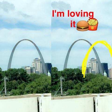 St. Louis Missouri Arch