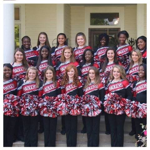Being on The Dance Team