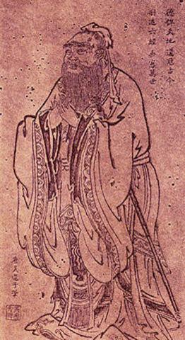 Confucius Dies