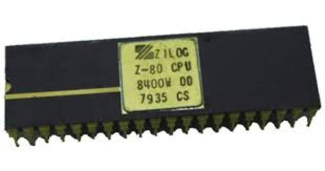 INTEL Z80