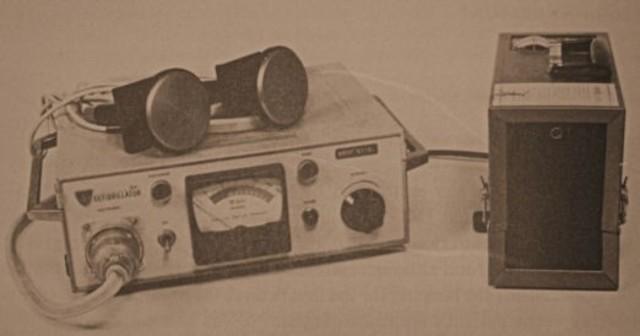 Premier défibrillateur portable