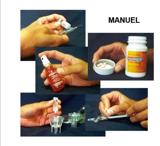 Lancement du projet d'administration des 5 médicaments en préhospitalier