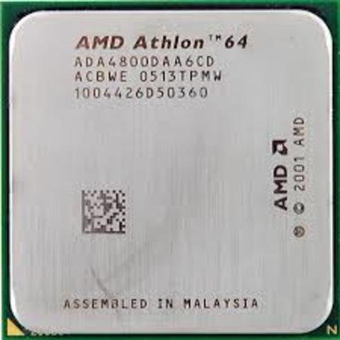 Dual core Athlon 64