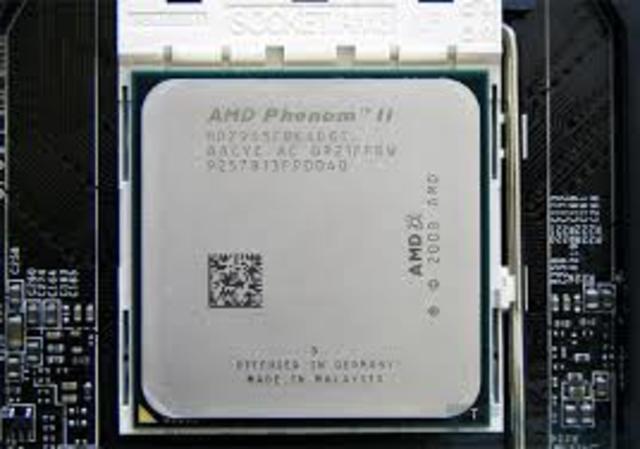 phenom II y Athlon II