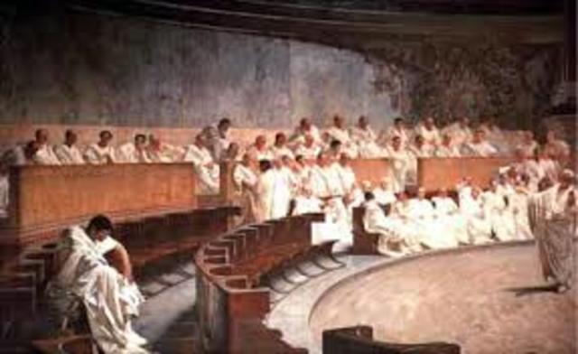 Roman Republic Founded