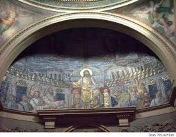 Christianity Becomes the Official Religion of Rome