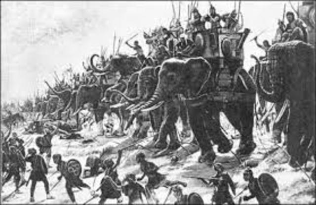 Hannibal Invades Italy