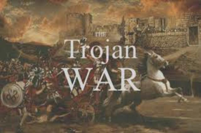 Trojan War (end)