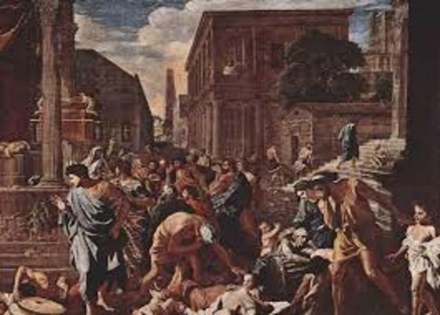 The Plague of Justinian (start)