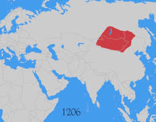 Mongol Empire Rise