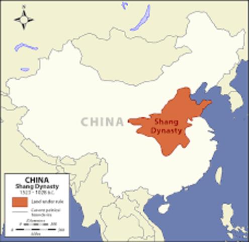 Shang Empire Established
