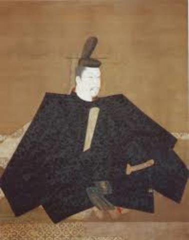 First Shogunate Established in Japan